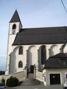 Kirche Kefermarkt, Foto: Manfred Danner