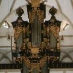 Orgel, Foto: M. Danner