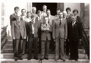 Pfarrgemeinderat 1973 - 1977