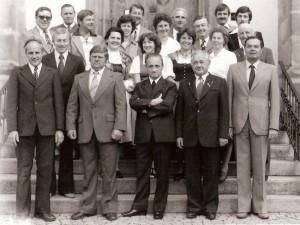Pfarrgemeinderat 1977 - 1982