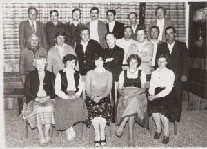 Pfarrgemeinderat 1983 - 1987
