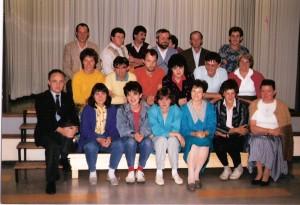 Pfarrgemeinderat 1987 - 1992