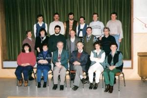Pfarrgemeinderat 1992 - 1997