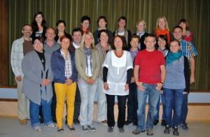 Pfarrgemeinderat 2012 - 2017