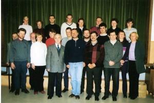 Pfarrgemeinderat 2002 – 2007, Foto: Manfred Danner