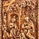 Die Anbetung der hl. 3 Könige, Foto: Manfred Danner