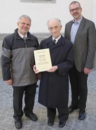 Gerhard Danner, Johann Haslinger, Bruno Fröhlich